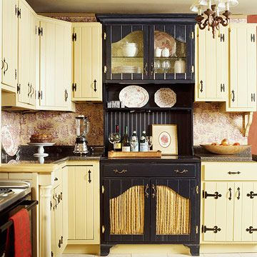 Farm Style Kitchen Cabinets