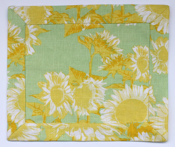 3YGPM sunflower Place Mat