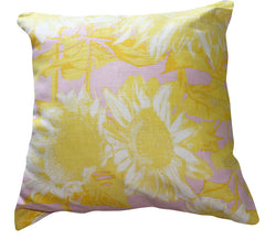 3YPSC sunflower Scatter cushion