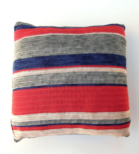 Cotton Yarn Cushion