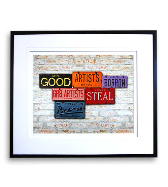 Good Artists Copy - Picasso