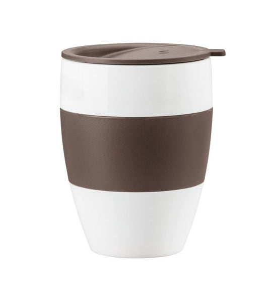 Aroma To Go Insulated Cup - Brown