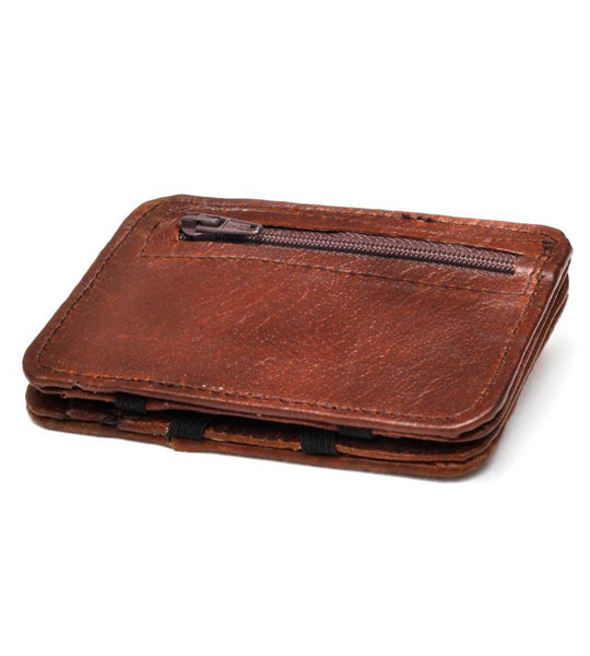 Brown Wallet, Coin Pouch