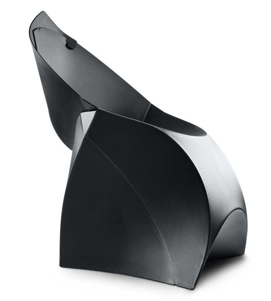 Flux chair jet black