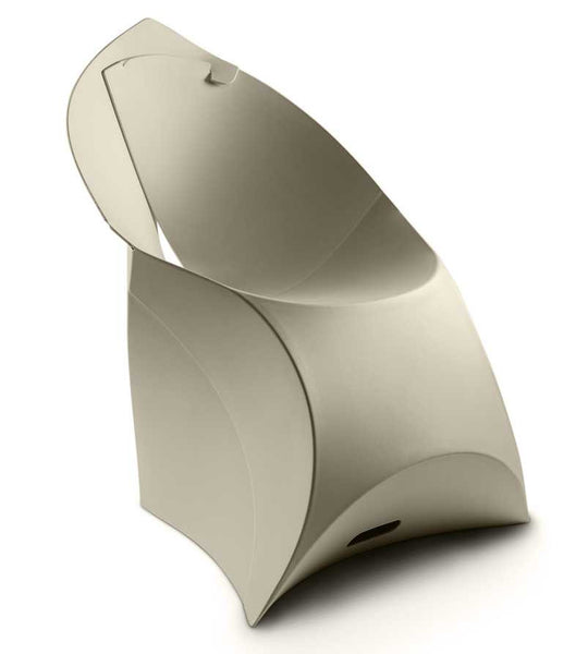 Flux chair pebble grey