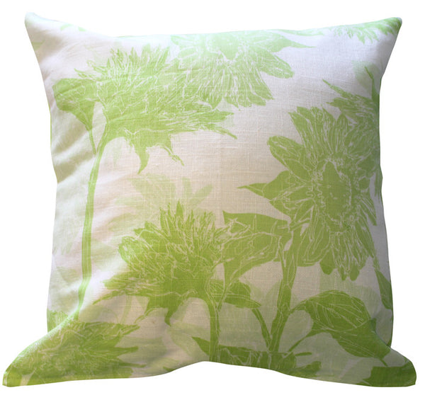 GWSC sunflower Scatter cushion