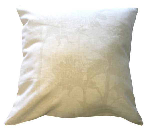 GrWSC sunflower Scatter cushion