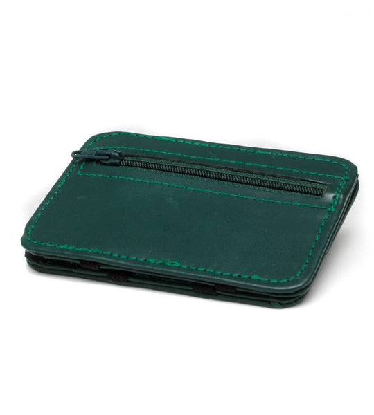 Green Wallet, Coin Pouch