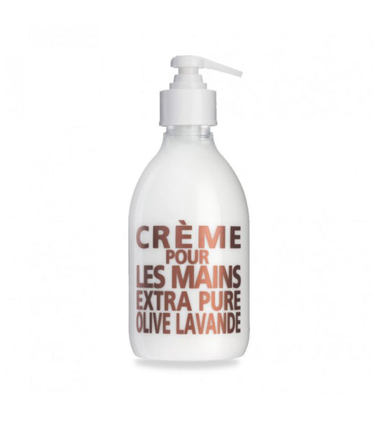 Hand cream 300ml Olive & Lavender