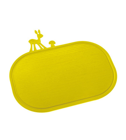 Kitzy Breakfast Board - Mustard Green