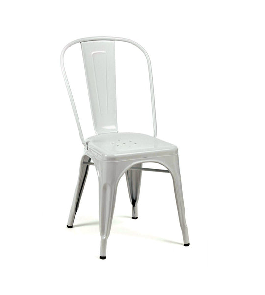 Marais side chair - white