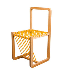Orange Layer Chair