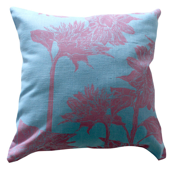 PBSC sunflower Scatter cushion