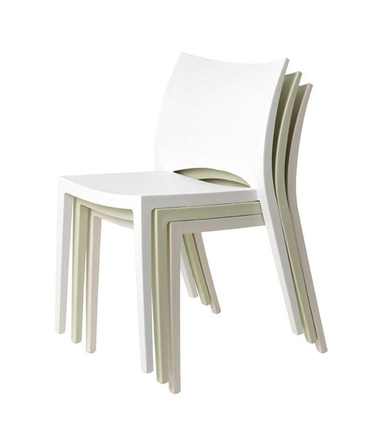 Oasis chair - white