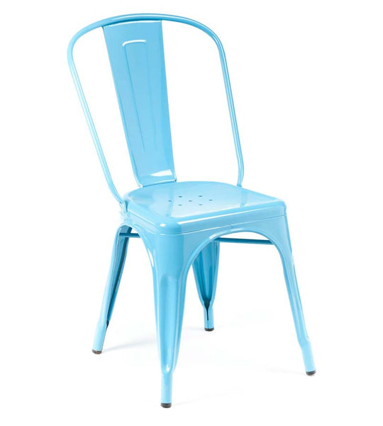 Marais side chair - blue