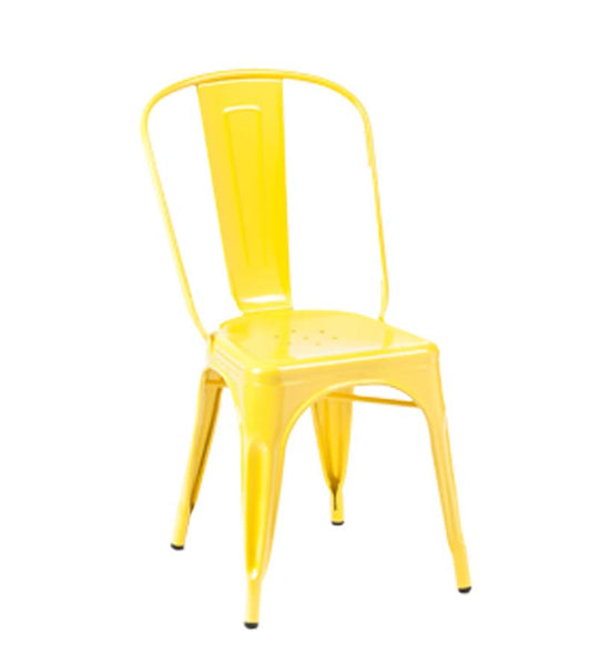 Marais side chair - yellow