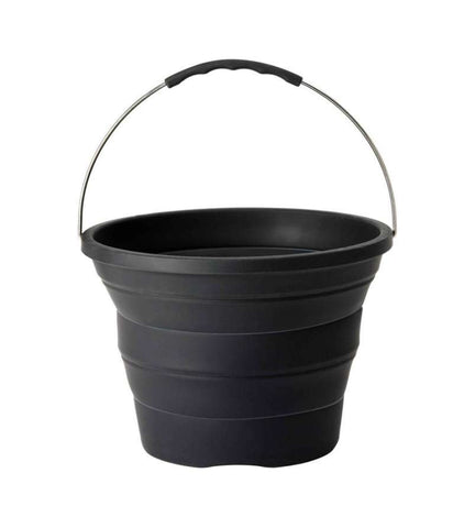 Collapsible Bucket Black