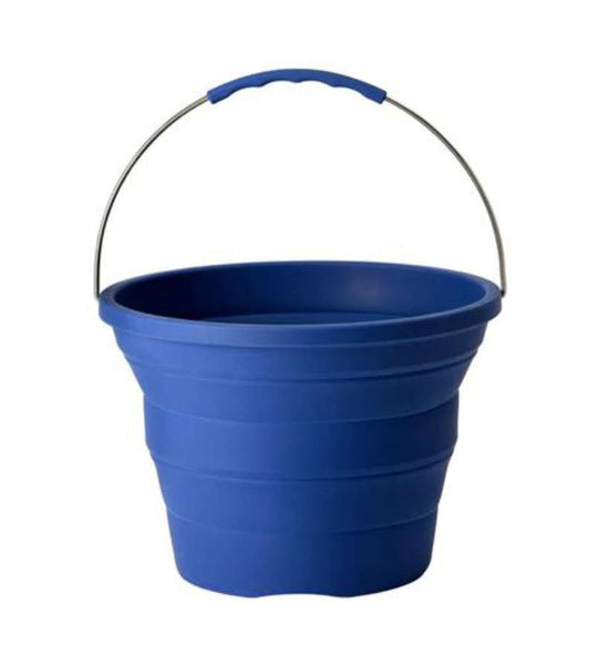 Collapsible Bucket Blue