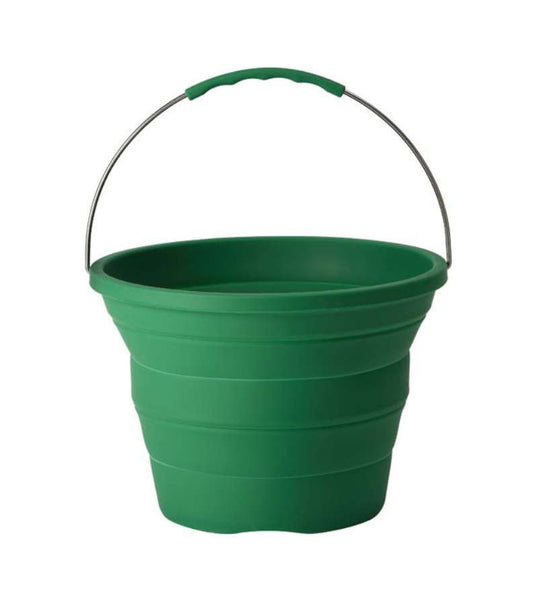 Collapsible Bucket Green