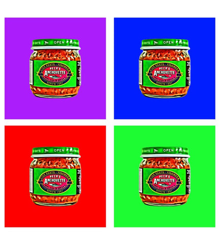 Fishpaste Pop Art