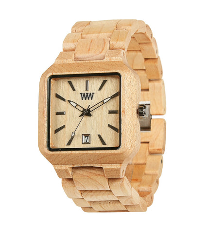 Metis Beige - Maple Wood