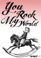 IN A RELATIONSHIP: Rock my world