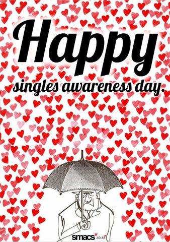 SINGLE: Single awareness day