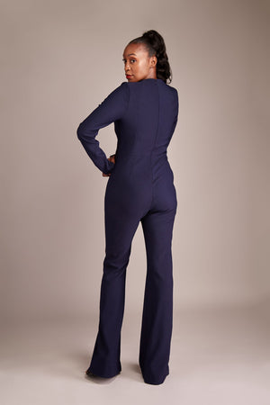 Cosmos Long sleeve Jumpsuit