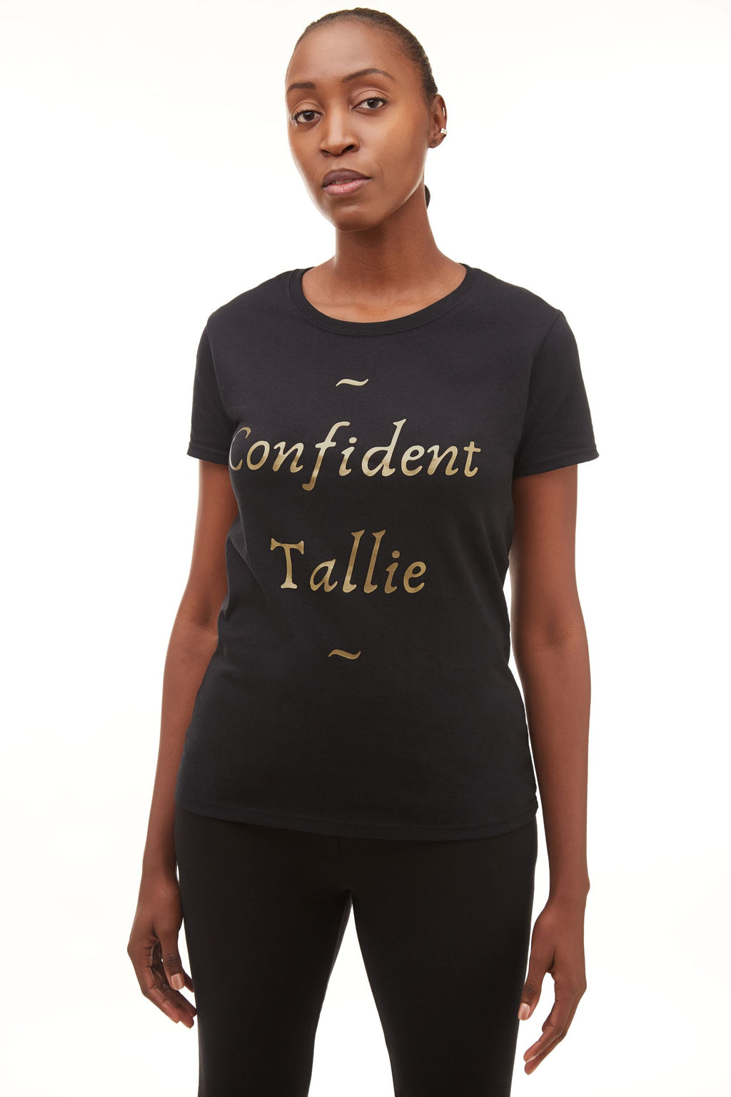 T-shirt - Confident Tallie
