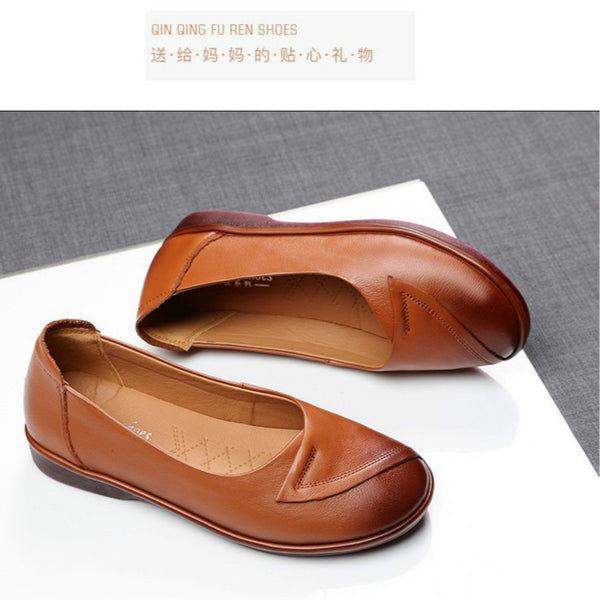 Daily Summer Flat Heel Flats Slip On Comfortable Shoes