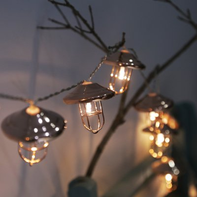 Small lantern led light string