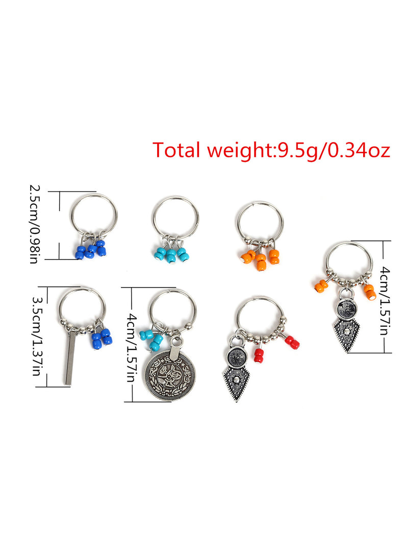 Womens 3 Types Alloy Hair Accessorirs