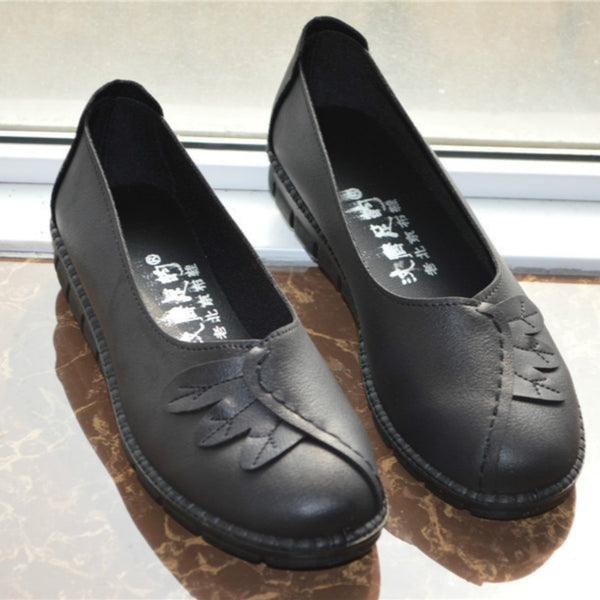 Women Soft Flat Heel Summer Loafers