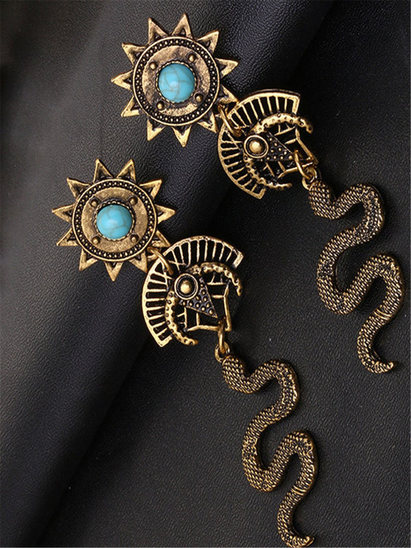Gothic Vintage Creative Earrings