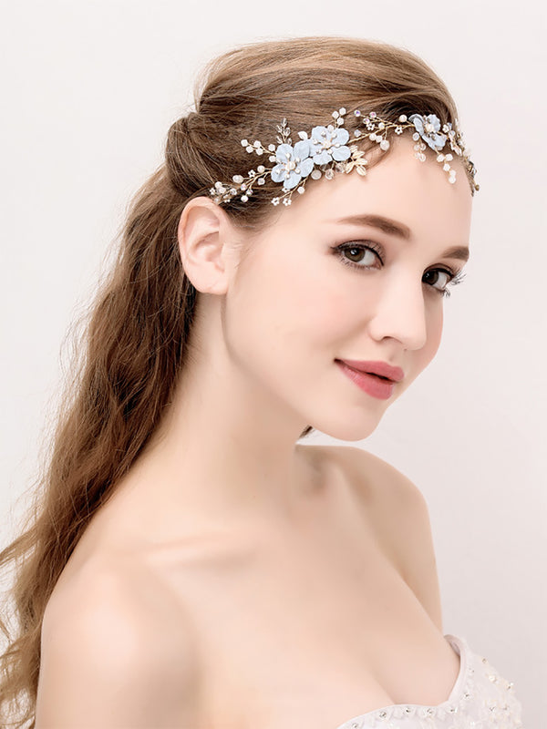 Evening Wedding Prom Headdress