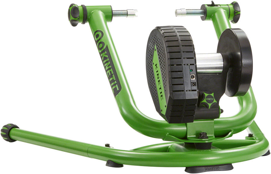 Kinetic Rock and Roll Control Smart Trainer - Electronic Resistance,  Adjustable
