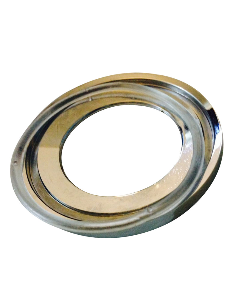 Stainless steel Mounting Ring for Basin Chrome Mount Support Drain Spacer ZK 54