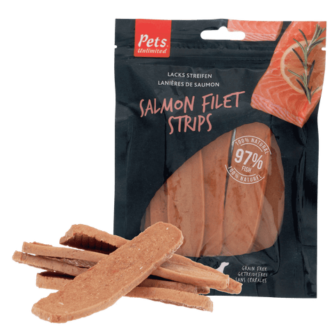 Salmon Filet Strips (150 gram)