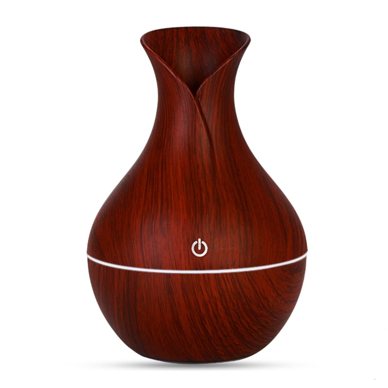 130 ML Essential humidifier aroma oil diffuser