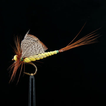Stucki Fly Yellow May Fly Classic, Nassfliege