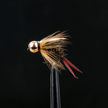 Stucki Fly Prince, Tungsten Nymphen, ohne Widerhaken