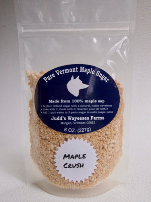 8 oz bag of Maple Crush