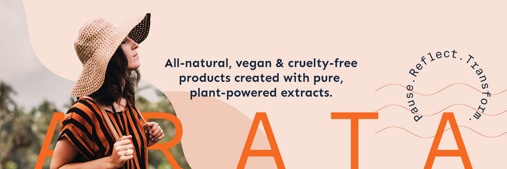 Vegan & Cruelty Free Skincare Products