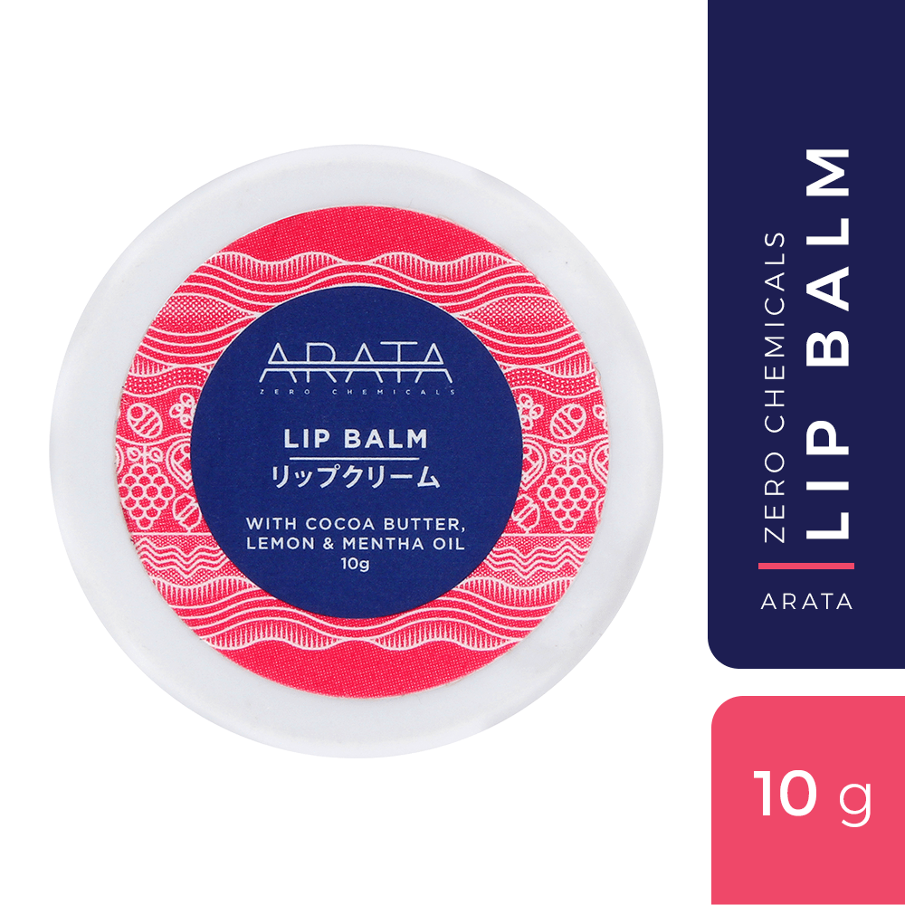 Lip Balm (Pack of 2)