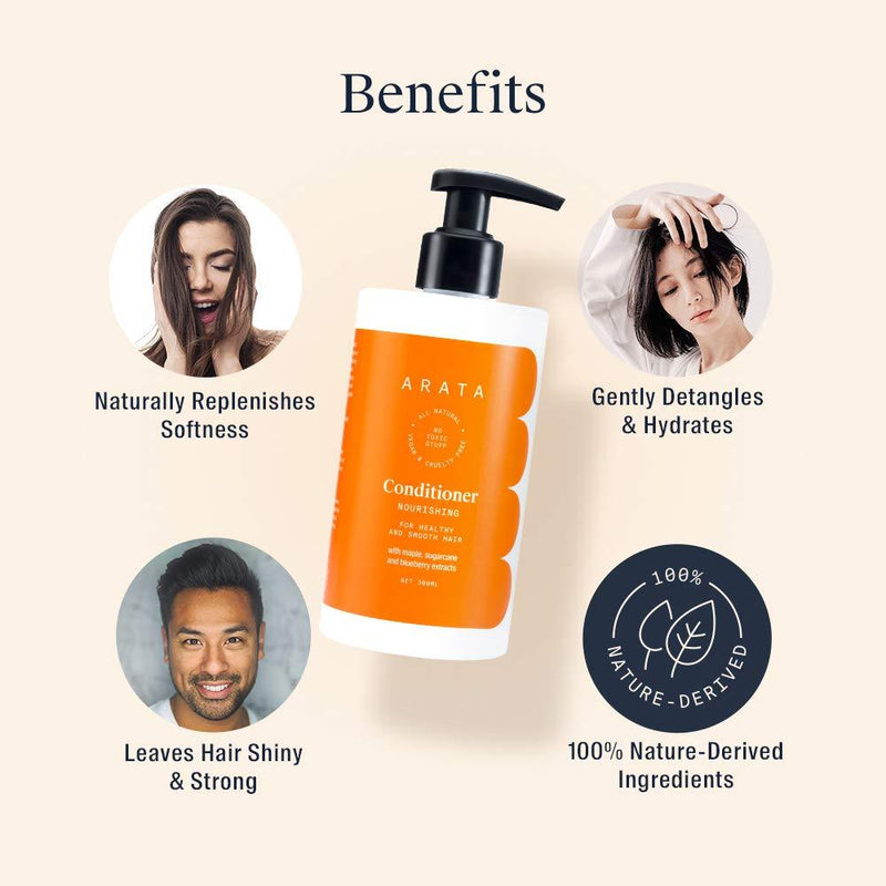 Benefits of Arata Hair Conditioner