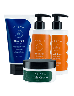 Arata Hair Care Essentials