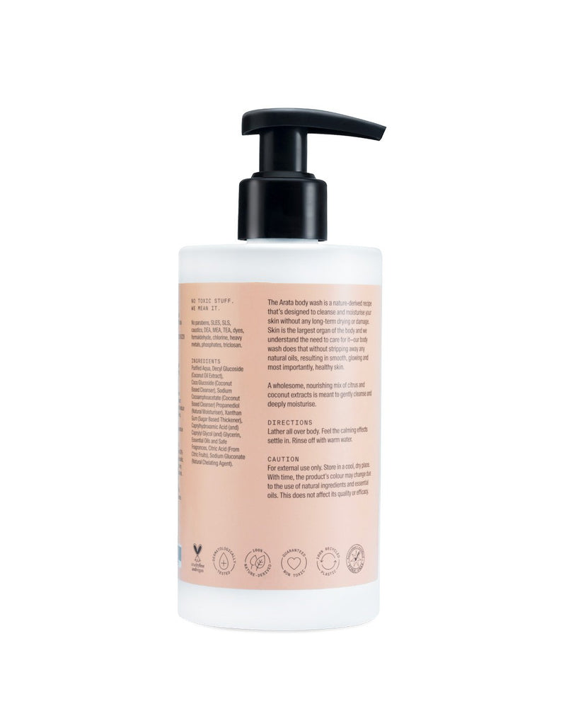 Arata- Cleansing Body Wash