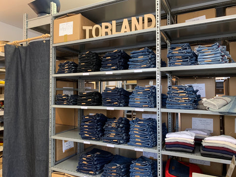 TORLAND Jeans im Outlet Store