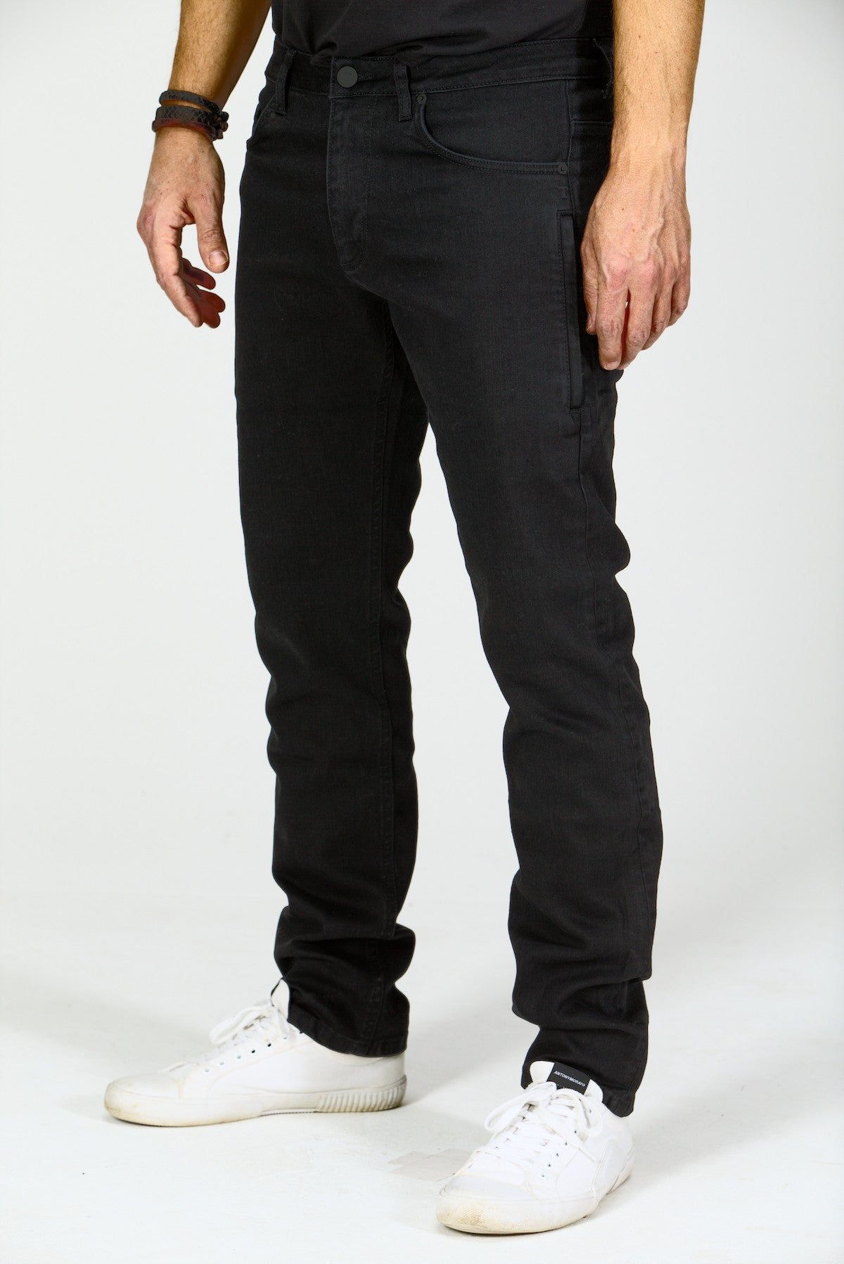 Slim Fit - Black Herren-Jeans