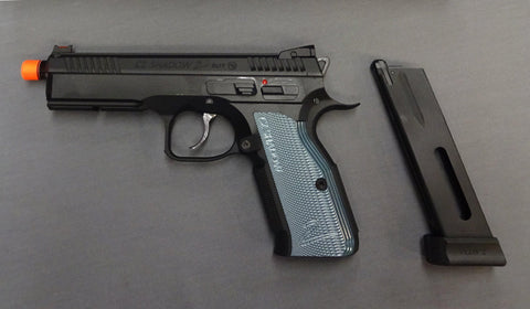 ASG CZ Shadow 2 Airsoft w/Co2 Magazine